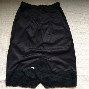 Vintage 60s Slip Skirt